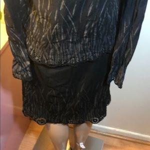 Fendi Dresses - Vintage Fendi second line suit size 46
